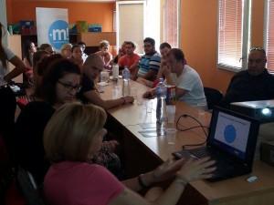 EVS Erasmus project