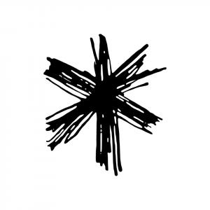 Romania logo crno
